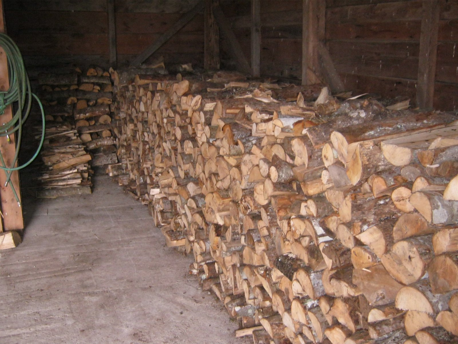 Tidy Wood Stack 2