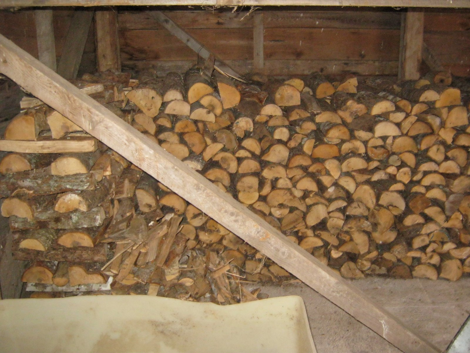 Tidy Wood Stack 3